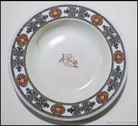 Antik Mintons tányér 1867