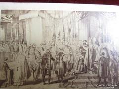 FERENC JÓZSEF ERZSÉBET KIRÁLYNÉ SZISZI KORONÁZÁS FOTÓ 1867