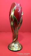 Zsolnay eozin tulipán