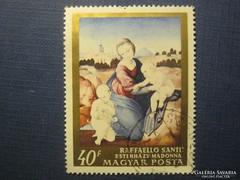 Raffaello Santi-esterházy madonna