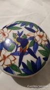 Kézzelfestett porcelán bonbonier