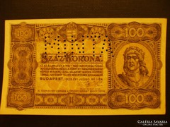 100 Korona  MINTA