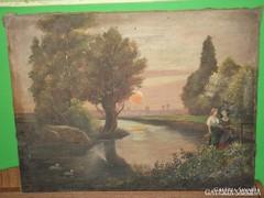 Régi festmény