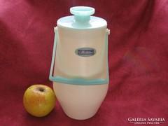 Retro műanyag tejeskanna 3