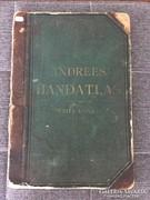 Andrees Allgemeiner Handatlas 1887-es