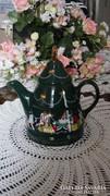 WADE készítésű Happy Christmas teás kanna