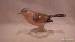 1. oszt. Aquincum porcelán madár szobor