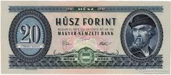 20 Forint - 1975 - hajtatlan