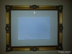 Blondel képkeret 45 x 34,5 falc mérettel
