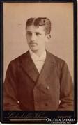 Fotó, vizitkártya (1890-es évek)