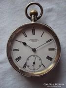 Ritka Céhes 935-ös antik ezüst Omega Zsebóra