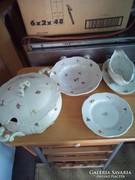 Zsolnay  porcelánok örökségből