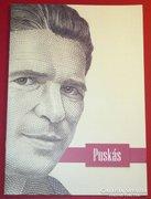 Puskás Ferenc emlékbankjegy eredeti csomagolásában