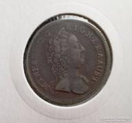 2x 1762 1 Kreutzer W (Mária Terézia + Lotharingiai Ferenc)