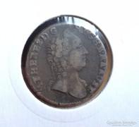 1762 1 Krajcár K Mária Terézia Szép!