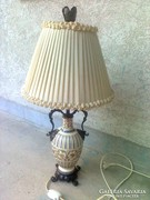 Antik Zsolnay lámpa