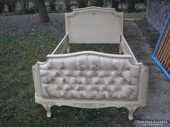 Trüggelmann szingli ágy ágyráccsal,matraccal
