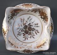 Antik francia porcelán kínáló tál.