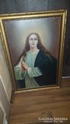 Szent Magdolna olajfestmény