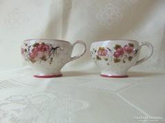 Gyönyörű olasz kézi festésű fajansz csésze