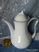 Seltmann Weiden, MELANIE porcelán teás kancsó, kiöntő