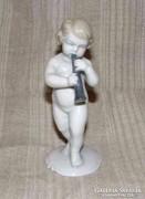 Ritka Metzler Ortloff Zenész Figura