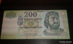 200 Forint FA!