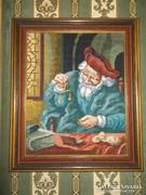 Gobelin kép   38x45 cm