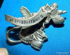Mariahilfberg régi kitűző
