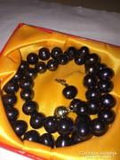 Luxus Akoya gyöngysor, fülbevalóval