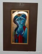 Béni Mária TŰZZOMÁNC - JELZETT BM
