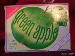 Eredeti zöldalma szappan