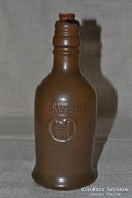 Herbakeserű üveg butella ( 020/021 )