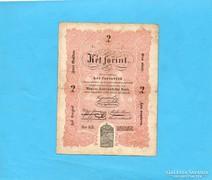 Kossuth 2 Forint 1848