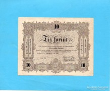 Kossuth Ropogós 10 Forint 1848!!