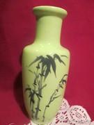 Kínai váza 18 cm  1701/1