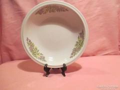 Winterling Röslam Bavaria virágos tányér A025