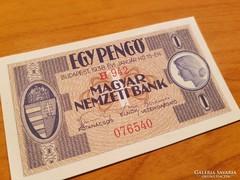 ***  UNC 1938 -as 1 pengő ***