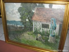Biai-Föglein István festménye eladó