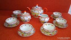 Eredeti kínai teáskészlet