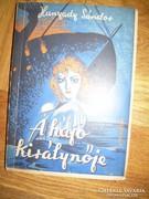 Hunyady A hajó királynője első kiadás!
