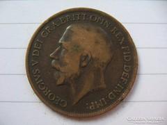 Anglia 1 Penny  1919 !!!