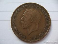 Anglia 1 Penny  1930 !!!