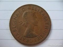 Anglia 1 Penny  1966 !!!