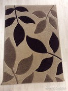 Levélmintás gépi szőnyeg a Diegoból