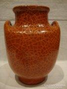 Fantasztikus iparművész kerámia váza
