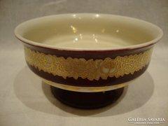 Katona Mici KPM porcelán kehely