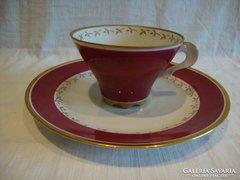 JLMenau porcelán kávés csésze és tányér