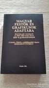 Magyar festők és grafikusok adattára.1988.