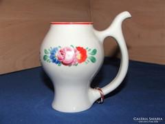 Hollóházi porcelán falra is akasztható disztárgy